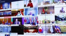 Hội nghị các Chủ tịch Quốc hội Thế giới lần thứ 5 thông qua Tuyên bố chung