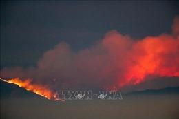 Mỹ triển khai quân đội hỗ trợ ứng phó với cháy rừng tại California