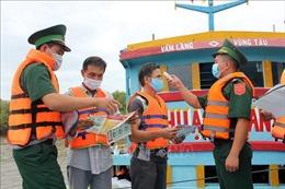 Bảo đảm an toàn biên giới biển trước diễn biến dịch COVID-19 phức tạp
