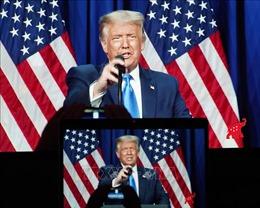 Bầu cử Mỹ 2020: Tổng thống D.Trump chỉ trích việc bỏ phiếu qua bưu điện - Đại hội đảng Cộng hòa khai mạc