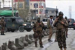 Đánh bom bên ngoài doanh trại tại Afghanistan, ít nhất 5 người thiệt mạng