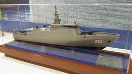 Hải quân Indonesia hạ thủy 2 tàu chiến sản xuất trong nước