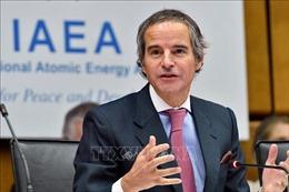 Tổng Giám đốc IAEA thăm Iran