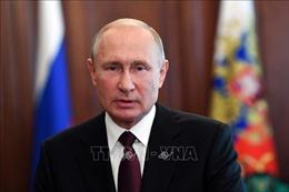 Tổng thống Nga kêu gọi các bên tại Belarus giải quyết khủng hoảng một cách không cực đoan