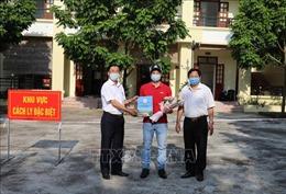 Bệnh nhân COVID-19 có quá trình điều trị khó khăn nhất tại Ninh Bình được chữa khỏi