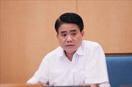 Khởi tố bị can, bắt tạm giam ông Nguyễn Đức Chung