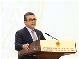 Đại sứ Palestine tại Việt Nam: Việt Nam chuyển mình thành một điểm sáng của khu vực