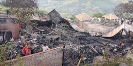 Đã tìm thấy thi thể nạn nhân vụ trong cháy lớn tại Lào Cai