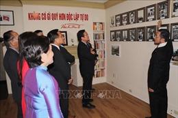75 năm Quốc khánh 2/9: Khai trương phòng trưng bày về Chủ tịch Hồ Chí Minh tại Canada