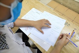 Điểm trung bình môn Sinh học của học sinh Cần Thơ cao thứ 2 cả nước