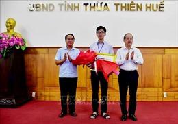 Thừa Thiên - Huế: Tuyên dương học sinh đạt Huy chương Vàng Olympic Sinh học Quốc tế năm 2020