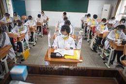 Dịch COVID-19: Thành phố Vũ Hán của Trung Quốc chuẩn bị cho học kỳ mới
