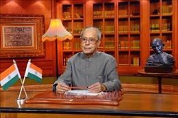 Điện chia buồn nguyên Tổng thống Ấn Độ Pranab Mukherjee từ trần