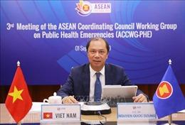 Thúc đẩy các sáng kiến của ASEAN ứng phó, chống dịch bệnh COVID-19