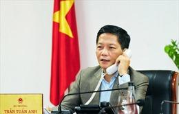 Thúc đẩy hợp tác thương mại Việt Nam - Hà Lan