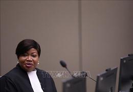 EU khẳng định ủng hộ ICC sau khi Mỹ áp lệnh trừng phạt công tố viên Fatou Bensouda