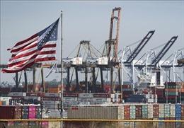 Thâm hụt thương mại Mỹ cao nhất trong 12 năm