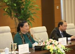 Gặp mặt ngoại giao đoàn các nước ASEAN, quan sát viên AIPA và khách mời nước chủ nhà