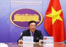 Việt Nam tham dự Hội nghị Bộ trưởng Ngoại giao đặc biệt của G20