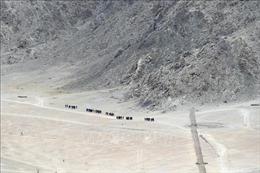Ấn Độ và Trung Quốc cáo buộc lẫn nhau về căng thẳng biên giới