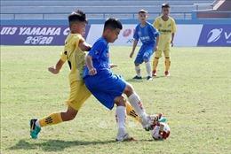 Khai mạc giải bóng đá thanh niên Việt Nam tại Lào lần thứ 7