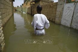 Sudan ban bố tình trạng khẩn cấp do lũ lụt