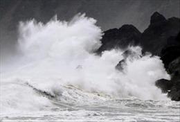Nhật Bản sơ tán hàng nghìn dân để tránh siêu bão Haishen