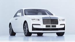 Rolls-Royce lần đầu tiên ra mắt mẫu New Ghost tại châu Á