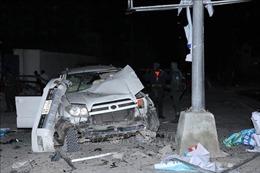 Đánh bom xe tại Somalia, 4 người thương vong