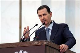 Tổng thống Syria Bashar al-Assad tiếp tục tái tranh cử