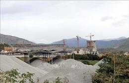 Thúc đẩy dự án thủy điện tích năng Bác Ái hoàn thành đúng tiến độ