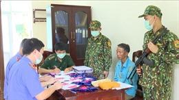 Bắt giữ đối tượng vận chuyển 12.000 viên ma túy tổng hợp từ Lào về Việt Nam