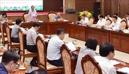 Bí thư Thành ủy Hà Nội: Các cấp chính quyền cần nỗ lực hoàn thành các mục tiêu kinh tế, xã hội