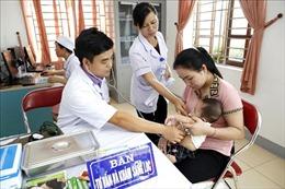 Đắk Nông tiêm bổ sung một số vắc xin cho trẻ em