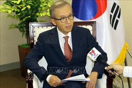 Đại sứ Hàn Quốc tại ASEAN: Việt Nam biến khủng hoảng thành cơ hội thành công