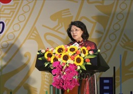 Phó Chủ tịch nước Đặng Thị Ngọc Thịnh làm việc với Ủy ban Bầu cử tỉnh Bạc Liêu