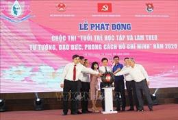 Phát động cuộc thi 'Tuổi trẻ học tập và làm theo tư tưởng, đạo đức, phong cách Hồ Chí Minh' trong ngành Giáo dục