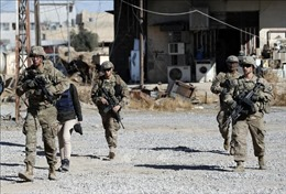 Tiếp tục xảy ra tấn công bằng rocketgần sân bay tại Iraq