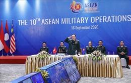 Hội nghị Cục trưởng Cục Tác chiến Quân đội các nước ASEAN lần thứ 10