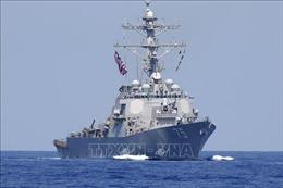 Lầu Năm Góc công bố kế hoạch mở rộng hải quân