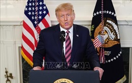 Kết quả thăm dò dư luận về mức độ tín nhiệm của Tổng thống Trump