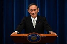Tân Thủ tướng Nhật Bản Suga và Tổng thống Mỹ Trump cam kết tăng cường quan hệ đồng minh