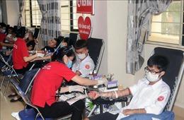 'Chia sẻ yêu thương - Kết nối dòng máu Việt' tại Sơn La