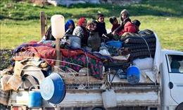 Đại dịch COVID-19 đe dọa nghiêm trọng những người di tản do xung đột