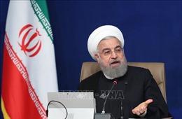 Iran hoan nghênh quyết định của HĐBA LHQ liên quan đến yêu cầu tái áp đặt trừng phạt của Mỹ