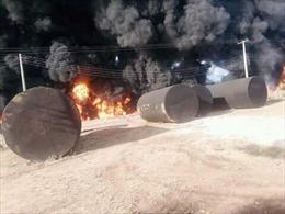 Nổ xe bồn chở gas tại Nigeria, 4 người thiệt mạng