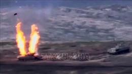 Azerbaijan tuyên bố giành quyền kiểm soát 6 làng ở khu vực Nagorno