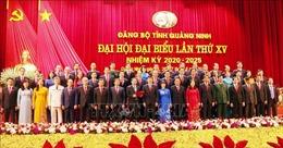 Nghị quyết Đại hội Đảng bộ nhiệm kỳ mới là khát vọng người dân Quảng Ninh