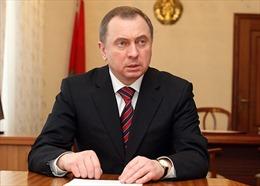 Belarus cáo buộc phương Tây 'gieo rắc hỗn loạn'