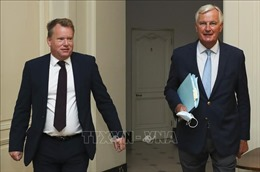 EU, Anh nỗ lực tìm kiếm đột phá trong các cuộc đàm phán